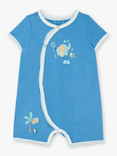Tutina blu neonato ZEDAHO / 21E5BG21GRE204