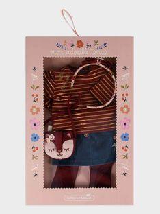 Completo per bambola Indiano porpora SEALITENU7 / 19HZENS8TENF511