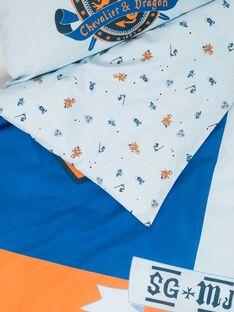 Lenzuolo/parure da letto blu ROCHEVALTR / 19EZENX4PLR213