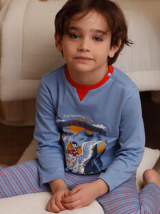 Pigiama blu bambino ZEBAGAGE / 21E5PG15PYJC233