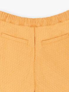 Gonna-pantalone cammello bambina ZESHOETTE / 21E2PF91SHO804