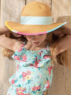 Cappello di paglia bambina ZECHAPETTE / 21E4PFS1CHA009