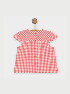 Camicia rosa RAOLLIE / 19E1BFH1CHE404