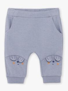 Completo body, pantaloni e calze nascita bambino BOSTON / 21H0CG42ENS216