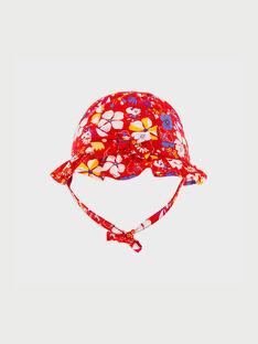 Cappello rosso RAFOLIE / 19E4BFC1CHAF505