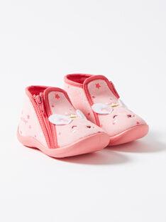 Pink SLEEPERS VELOUNA / 20H5BF21CH5D326