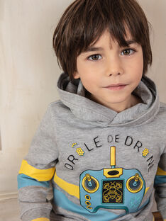 Grey SWEAT SHIRT ZATIAGE / 21E3PG91SWEJ900