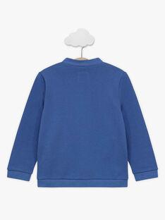 Cardigan blu bambino TIAPAGE / 20E3PGJ1GIL720