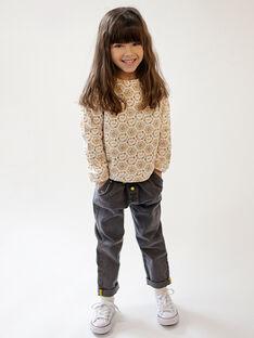 Jeans bambina ZEDENETTE / 21E2PF91JEAJ912