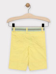 Bermuda gialli bambino TIERAGE / 20E3PGO1BER106