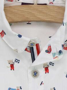 Camicia bianca RAPAULIN / 19E1BGH1CHM000