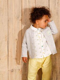 Pantaloni giallo limone neonato ZAMELVIN / 21E1BGO1PANB104