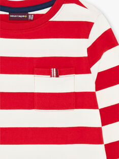 T-shirt bambino ZAXOUAGE2 / 21E3PGK6TML001