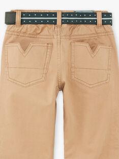 Pantaloni bambino ZACIAGE / 21E3PG72PANI812