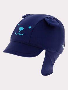 Cappello blu notte RUMAXENCE / 19E4BGN1CHAC205