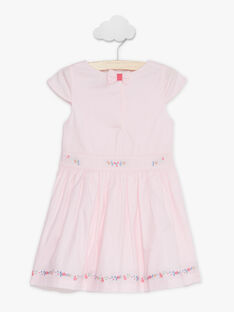 Clear pink Dress TYNOETTEEX / 20E2PFJ1ROB321