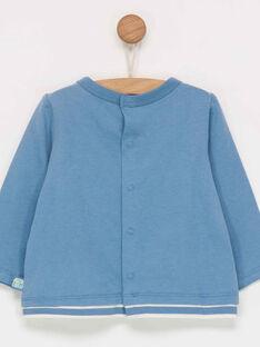 Ice blue T-shirt PAMARC / 18H1BGH1TML219