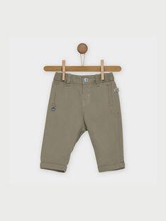 Pantaloni kaki RAALLAN / 19E1BG21PAN604