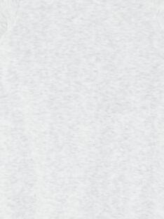 Tutina grigia neonato ZEBOBBIE / 21E5BG17GREJ920