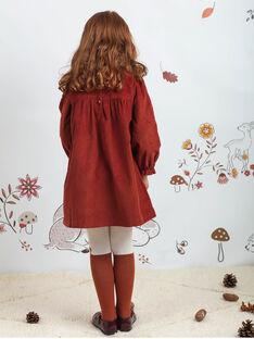 Brown DRESS BUVELETTE / 21H2PFJ1ROB821