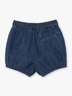 Shorts blu scuro in denim ZACHARLINE / 21E1BFI1SHOK005