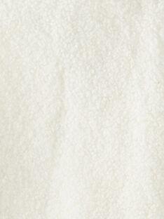 Off white SLEEVELESS CARDIGAN VAHANZ / 20H1BGL1CSM001