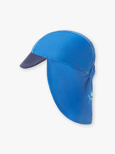 Cappello blu bambino ZYBOBAGE / 21E4PGR1CHAC221