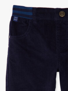 Navy PANTS VYXAGE-1 / 20H3PGG3PAN705