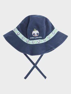 Cappello blu neonato TAPIPO / 20E4BGP1CHAC205