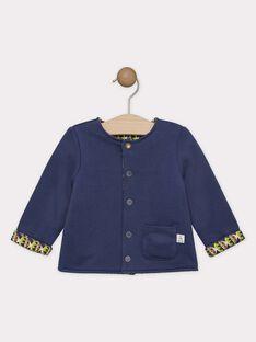 Navy Waistcoat SAKERING / 19H1BG62GILC203
