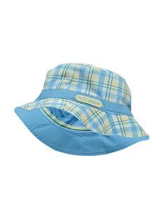 Cappello blu RAUGER / 19E4BGP2CHA205