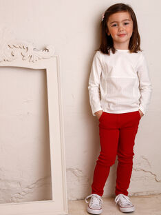 Pantaloni bambina ZLUPETTE3 / 21E2PFK3PAN719