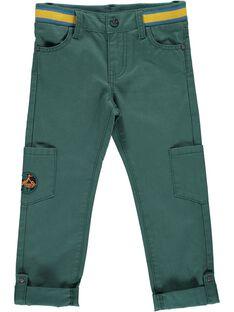 Pantaloni verdi RANOSAGE / 19E3PG61PANG611