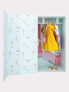 Bambola Adèle e guardaroba TADELE / 20EZEND1POED322