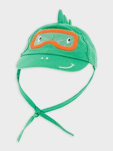 Cappello verde RAUMAIN / 19E4BGP1CHA611