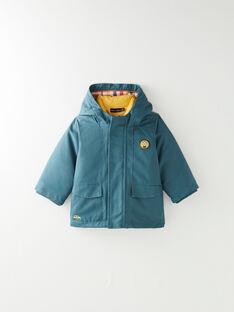 Green RAIN COAT VIELIOTT / 20H1BG81IMP608