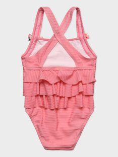 Costume da bagno rosa RUPIWETTE / 19E4PFN4D4K030