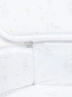 Valigia nascita bianca in tubique neonato unisex ZOMADY / 21E0AMG1VAL000