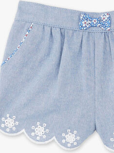 Shorts in jeans neonata ZAPAULA / 21E1BFT1SHO721