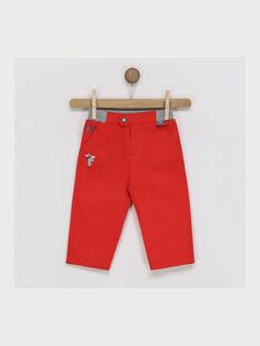 Pantaloni rossi RAPIERRE / 19E1BGH1PANF506