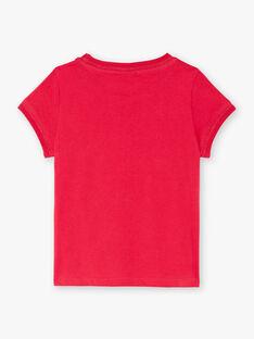 T-shirt bambina ZLINETTE 2 / 21E2PFK2TMC304