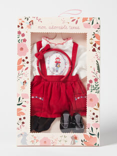 Red DOLL CLOTHES TENUE03 / 20J7GF11HPO502