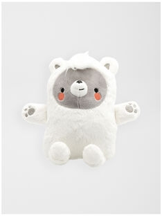 White SOFT TOYS yeti / 20J7GM31PE3000