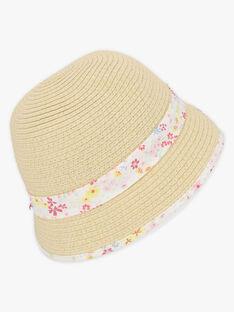 Cappello di paglia bambina TYCIETTE / 20E4PFJ1CHA009