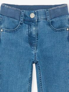Jeans bambina ZLEVETTE 1 / 21E2PFK1JEAP274