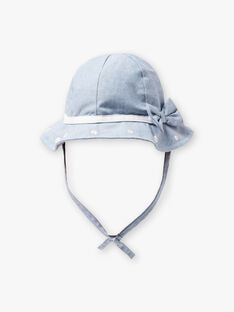Navy HAT ZAPATIENCE / 21E4BFT1CHA721