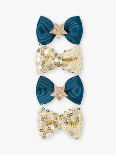 Gold HAIR CLIP VRAFRIETTE / 20H4PFA4BRT954