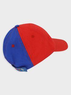Cappellino rosso e blu bambino TECHAPAGE / 20E4PGH1CHA216