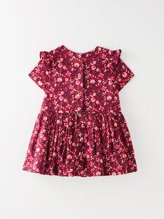 Purple DRESS VAELLAEX / 20H1BF61ROB709