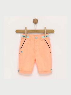 Pantaloni capri pesca RAGINO / 19E1BGD1PCOE403